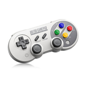 8Bitdo SF30 Pro Wireless Gamepad - Discount Gaming