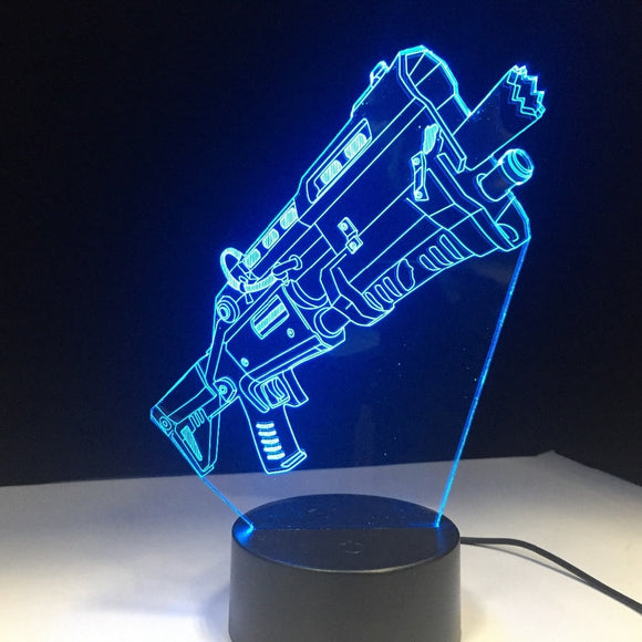 Tactical Shotgun LED Lamp - Discount Gaming