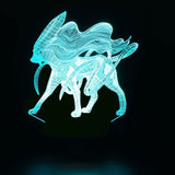 Suicune LED Lamp - Discount Gaming