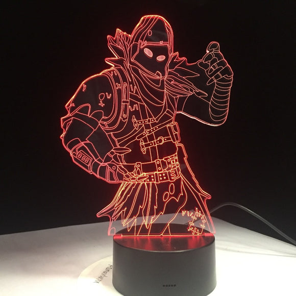 Fortnite Skin LED Lamp - Discount Gaming