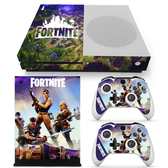 Fortnite Decal for Xbox One S - Discount Gaming