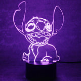 Stitch LED Lamp - Discount Gaming