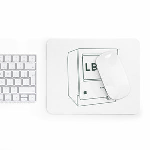 Retro LBRY Mousepad
