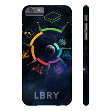 LBRY Space-time iPhone (5-8) Case