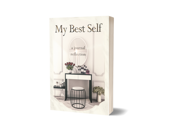 My Best Self Journal | Bee Not Conformed