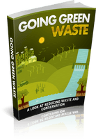 Going Green With Waste eBook - La Nature Store