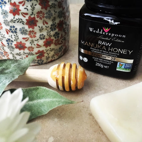 Wedderspoon Raw KFactor 22 Manuka Honey - La Nature Store