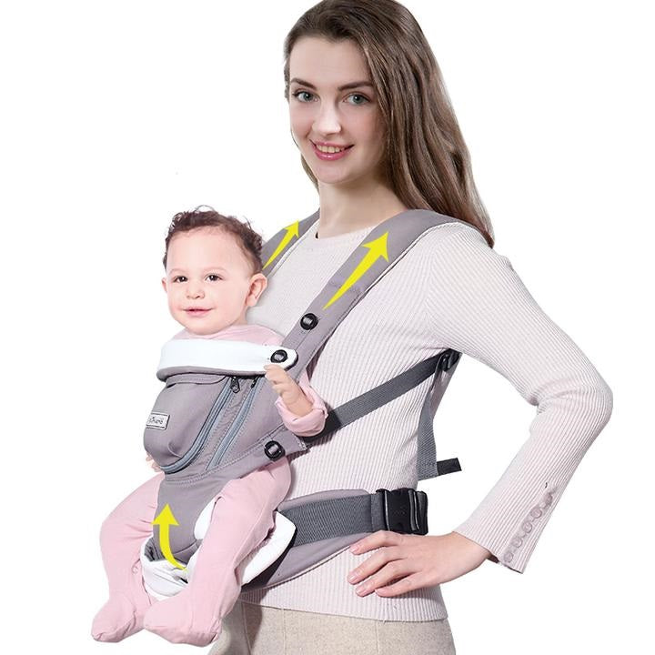 Baby Carrier - Breathable 0-12 Months