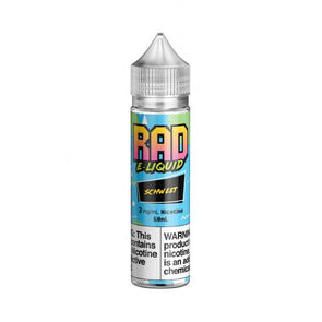 Rad E-Liquid- Schweet 60mL 3mg ONLY! - VAPINDASH