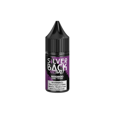 SILVERBACK SALT - BOOBOO - 30ML - VAPINDASH