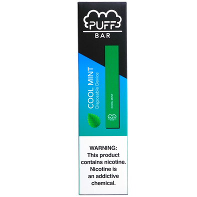 COOL MINT - PUFF BAR 2%