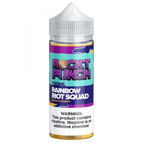Rockt Punch - Rainbow Riot Squad 120mL - VAPINDASH
