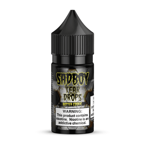 Sadboy Salt Nic Butter Cookie 30ml - VAPINDASH