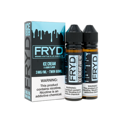 FRYD Ice Cream 60ml - VAPINDASH