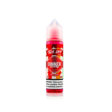 Tuck Shop Dinner Lady Sweet Fusion 60ml - VAPINDASH
