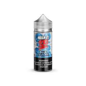 Keep It 100 Blue Slushie 100ml - VAPINDASH