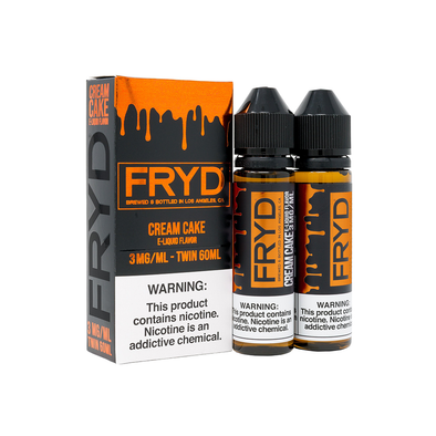 FRYD Cream Cake 60ml - VAPINDASH
