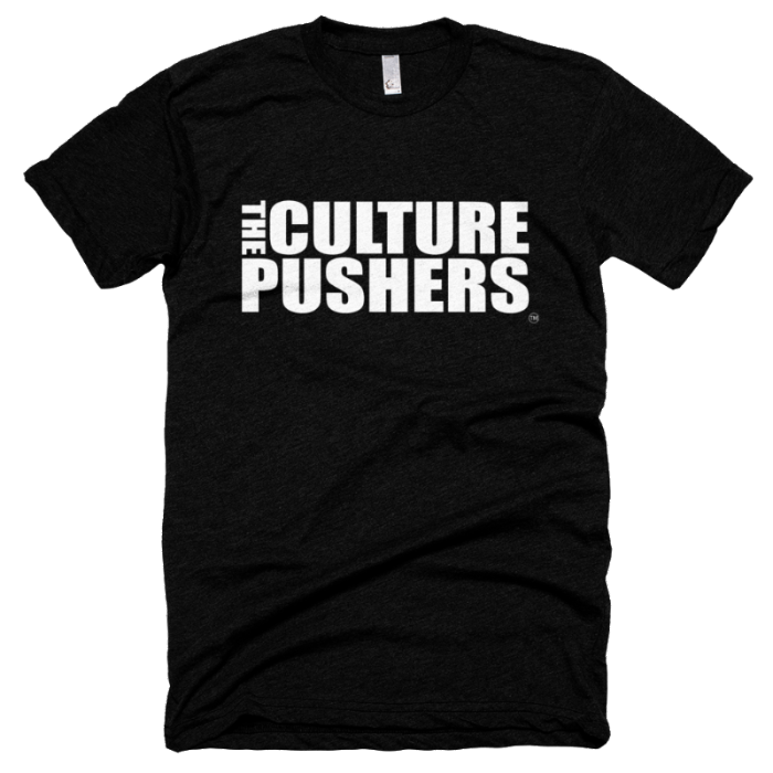 The Culture Pushers - Designer Tee