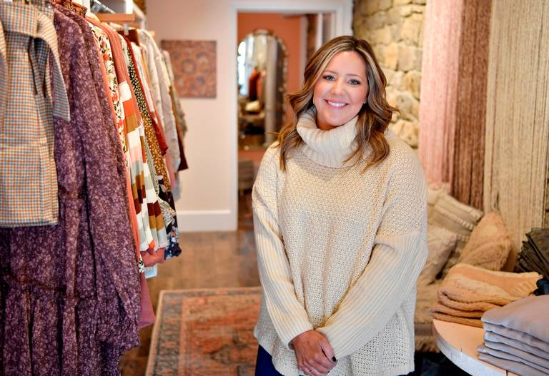 Why a new women's clothing boutique opened in downtown Bellefonte — and what makes it unique