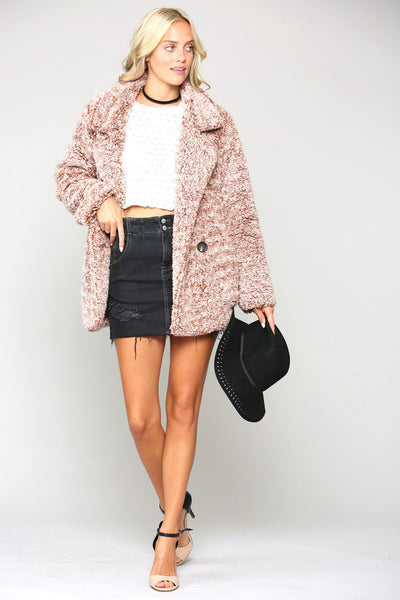 Skylar Faux Fur Jacket