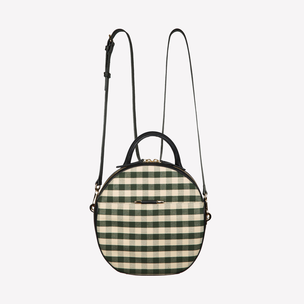 Claude backpack Vichy
