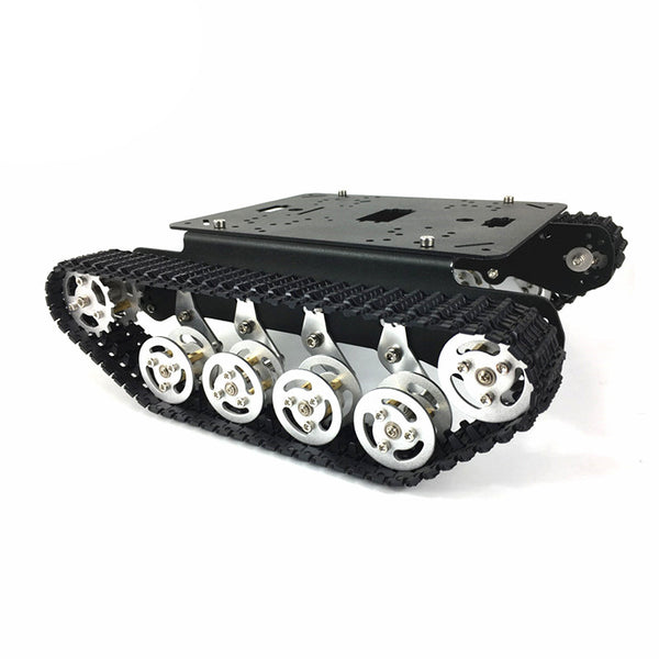 RoverTec STX1000 all aluminum suspension tank
