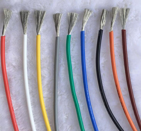 BULK Ultra-flexible Silicone Wire (20M, 65ft)