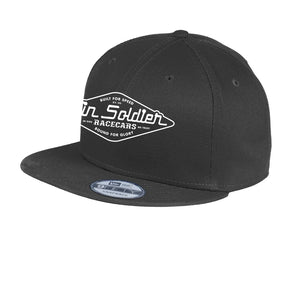 New Era® TSR Snapback     Flat Bill