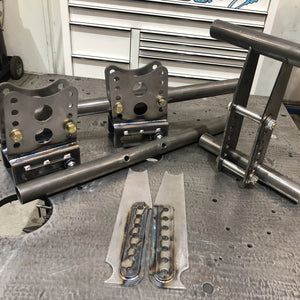 Adjustable Leaf Spring Mount Kit