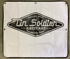 TSR Tire Cover w/ Suction Cups