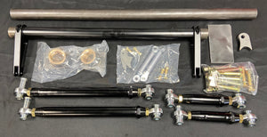 Battle Ready Mustang Rear Suspension Kit for 9""