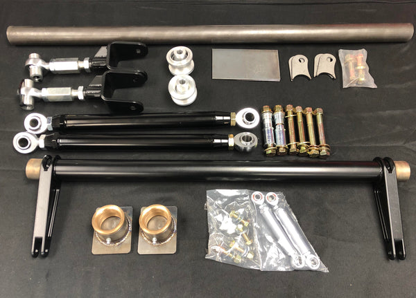 Mustang Battle Ready 8.8 Rear Suspension Kit