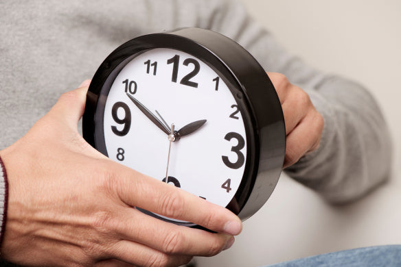 Daylight Saving Time Starts This Weekend; Change Your Clocks and Watches
