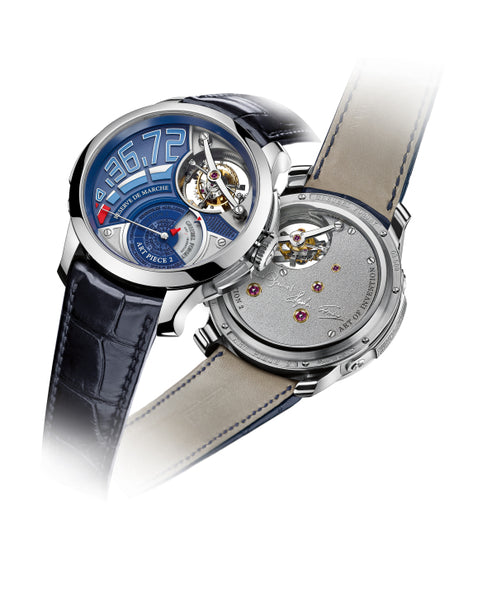 Here's A Close-Up Look at the Greubel Forsey Art Piece 2