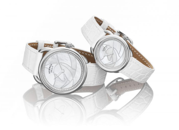 Hands on with the Hermes Arceau Cavales Equestrian Watches and Arceau Casque Watches