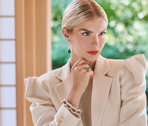 Chic and Contemporary Fine Jewelry to Welcome the Spring Season