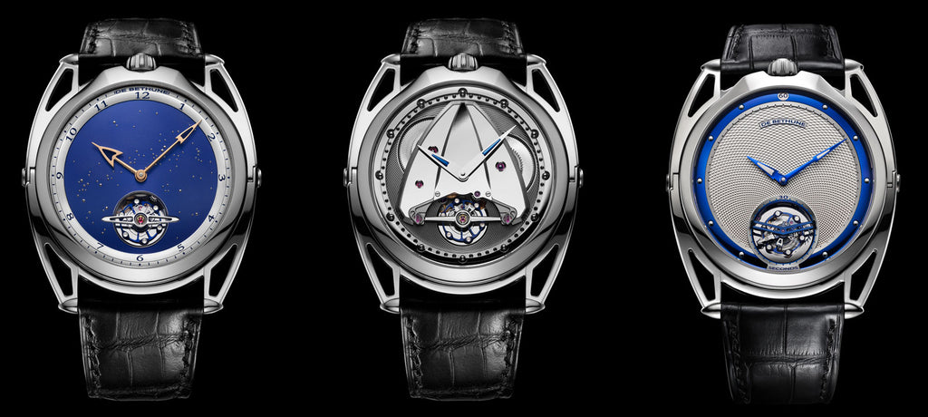 De Bethune ultra thin variations 2020