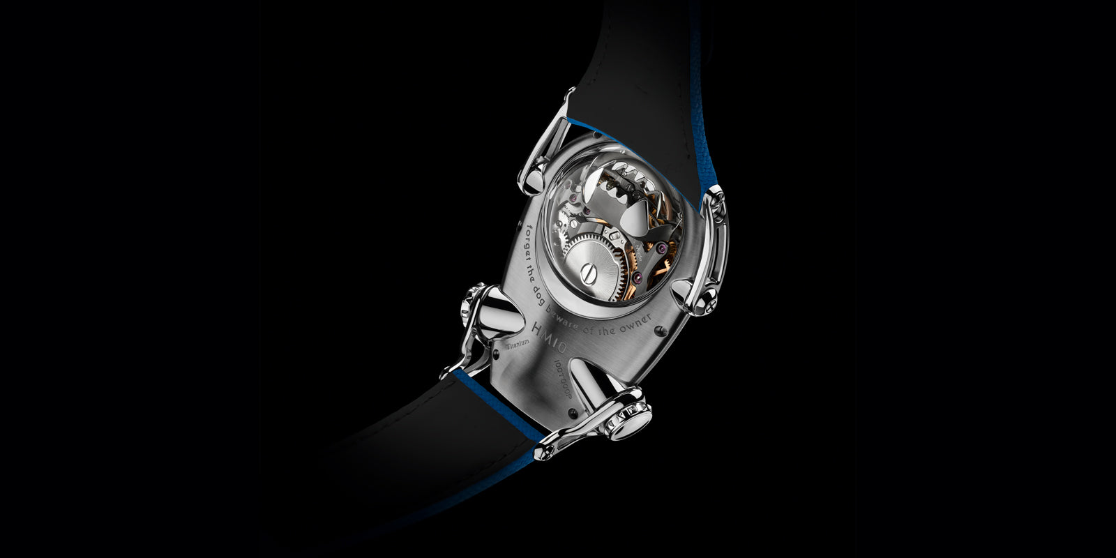 HM10 back view MB&F