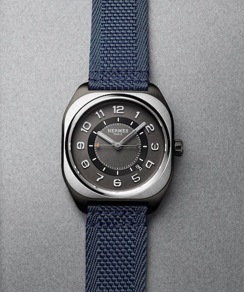 Hermes H08 watches and wonders 2021 stephen silver fine jewelry