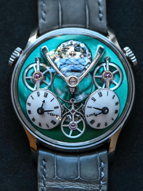 mbandf lmx legacy watches and wonders 2021 stephen silver