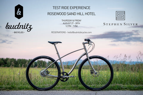 Test Ride Experience