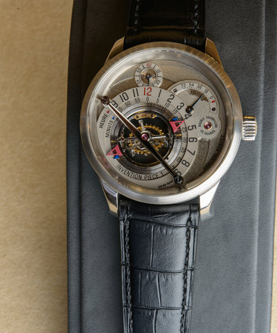 Greubel Forsey Invention Piece 1
