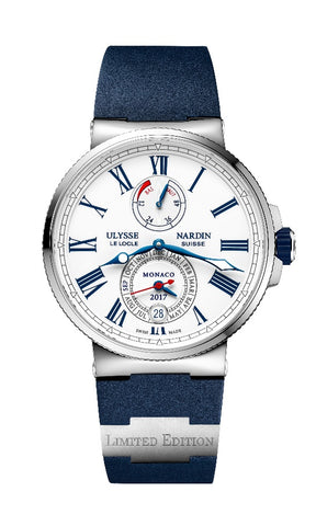 Ulysse Nardin's Marine Chronometer collection