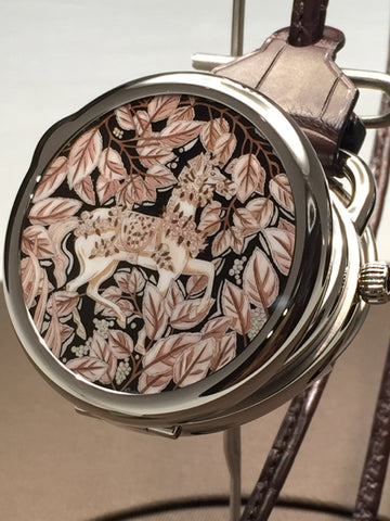 Hand-Painted Watches