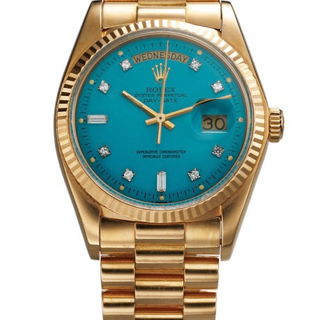The Ref. 1803 Turquoise Stella
