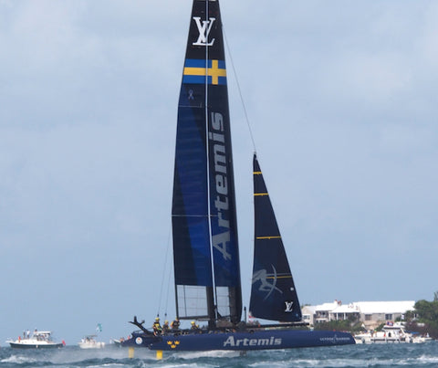 Louis Vuitton America's Cup World Series Racing