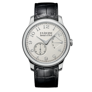 F.P. Journe Chronometre Souverain in Platinum