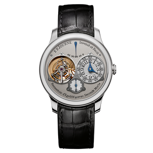 F.P. Journe Tourbillon Souverain in Platinum