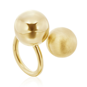 Gold Galloon Ring