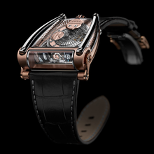 MB&F HM8 Moon Machine 2 in Rose Gold and Titanium